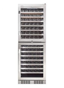 Tủ ướp rượu vang kadeka ->KA165T