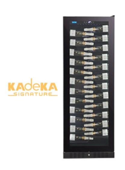 Tủ ướp rượu vang kadeka ->KS140TL