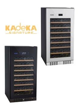 Tủ ướp rượu vang kadeka ->KS106TLTR